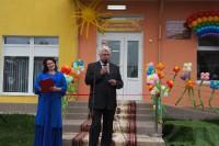 Торжественное открытие нашего детского сада!