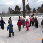«Зимняя неделя здоровья» - группа «Незнайка»
