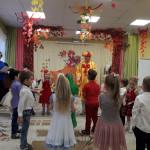 Праздник осени во второй средней группе «Теремок»