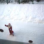 К нам пришел Дед Мороз!