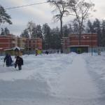 «Лучшая зимняя площадка»