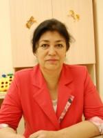 Рашидова Гулчира Сатторовна